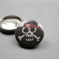 Badge 25mm